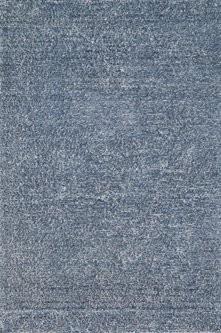 "Loloi Rugs - Happy Shag - 9'-3"" X 13' - Denim - Chachkies"