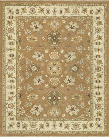 "Loloi Rugs - Laurent - 9'-6"" X 13'-6"" - Adobe / Gravel - Chachkies"