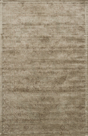"Loloi Rugs - Nyla - 3'-3"" X 5'-3"" - Taupe - Chachkies"