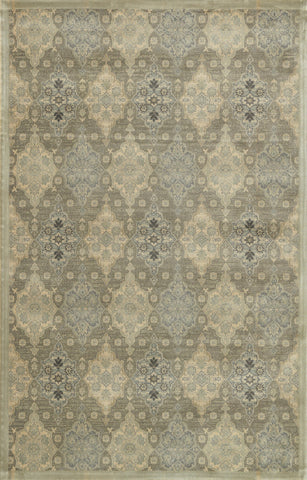 "Loloi Rugs - Nyla - 5'-0"" X 7'-6"" - Taupe / Gold - Chachkies"