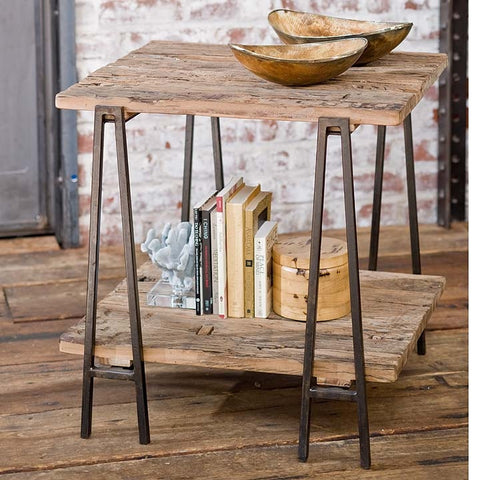 Regina Andrew Industry End Table - 4-6723 - Chachkies