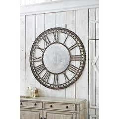 Regina Andrew Antique Mirror Clock - 405-1007 - Chachkies