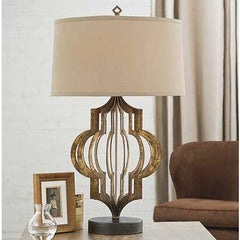 Regina Andrew Pattern Maker's Table Lamp - 405-180 - Chachkies