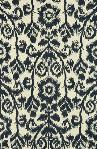 "Loloi Rugs - Taylor - 9'-3"" X 13' - Navy - Chachkies"
