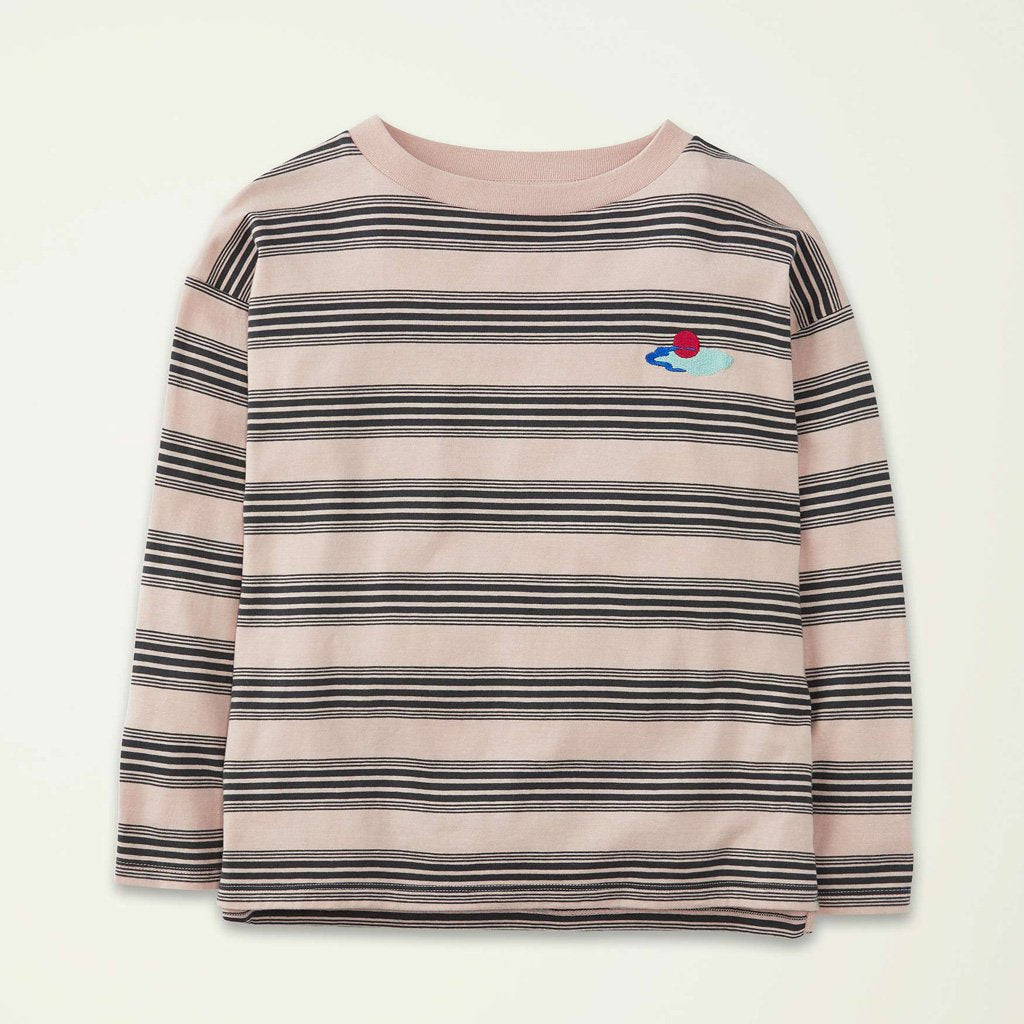 Top Oversized Stripe