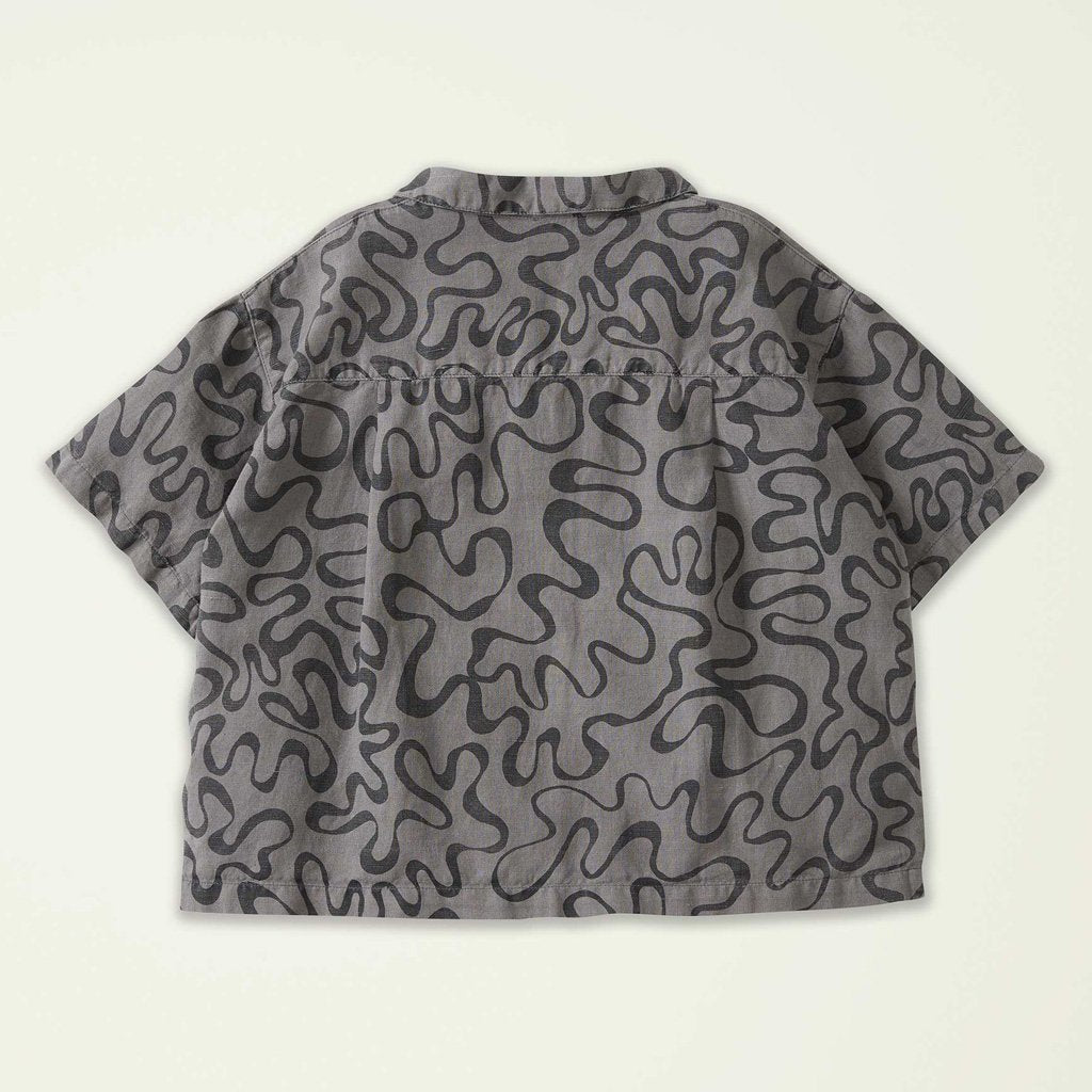 Shirt Wide Squiggle