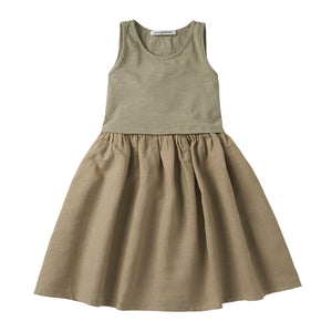 Dress Sleeveless Laurel Oak