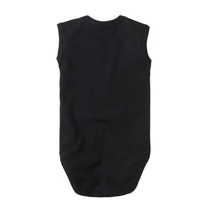 Bodysuit Sleeveless Black
