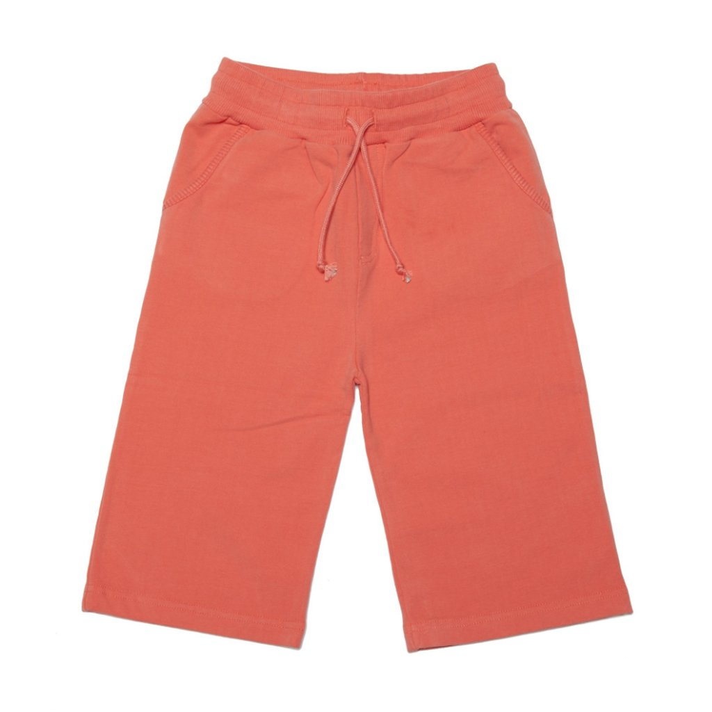 Pants Cropped Coral