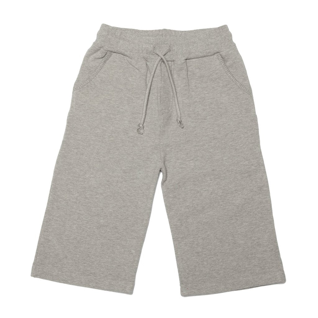 Pants Cropped Grey