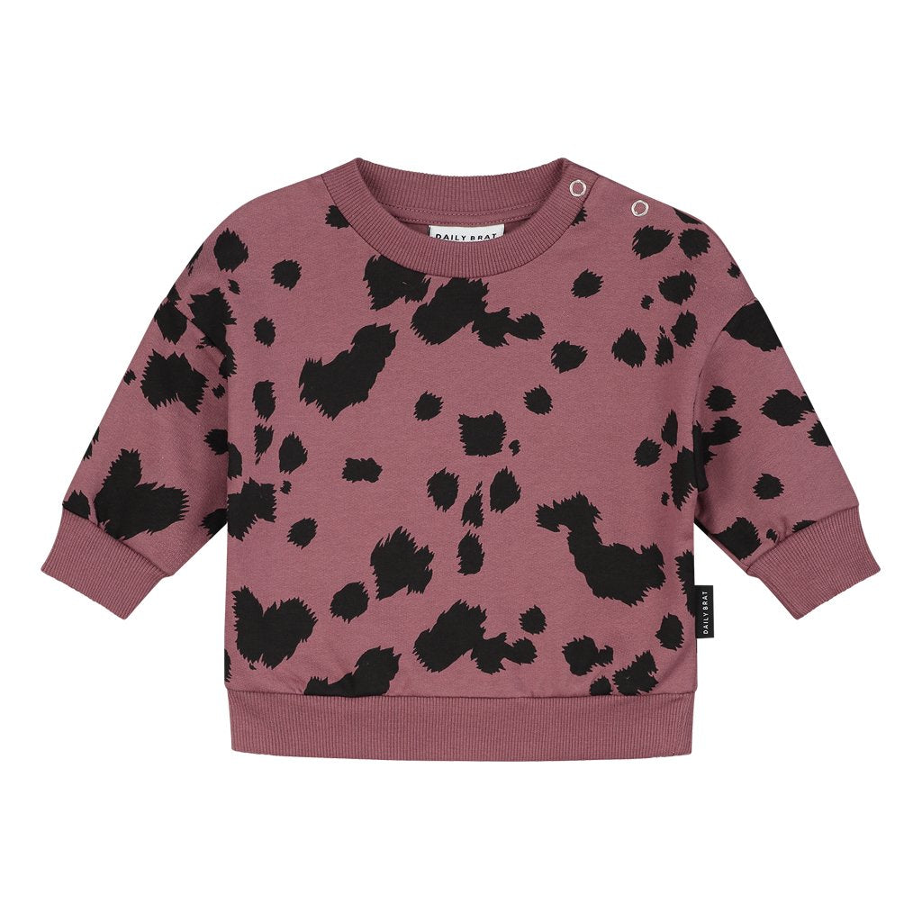 Sweater Mini Dalmation Camille Rose