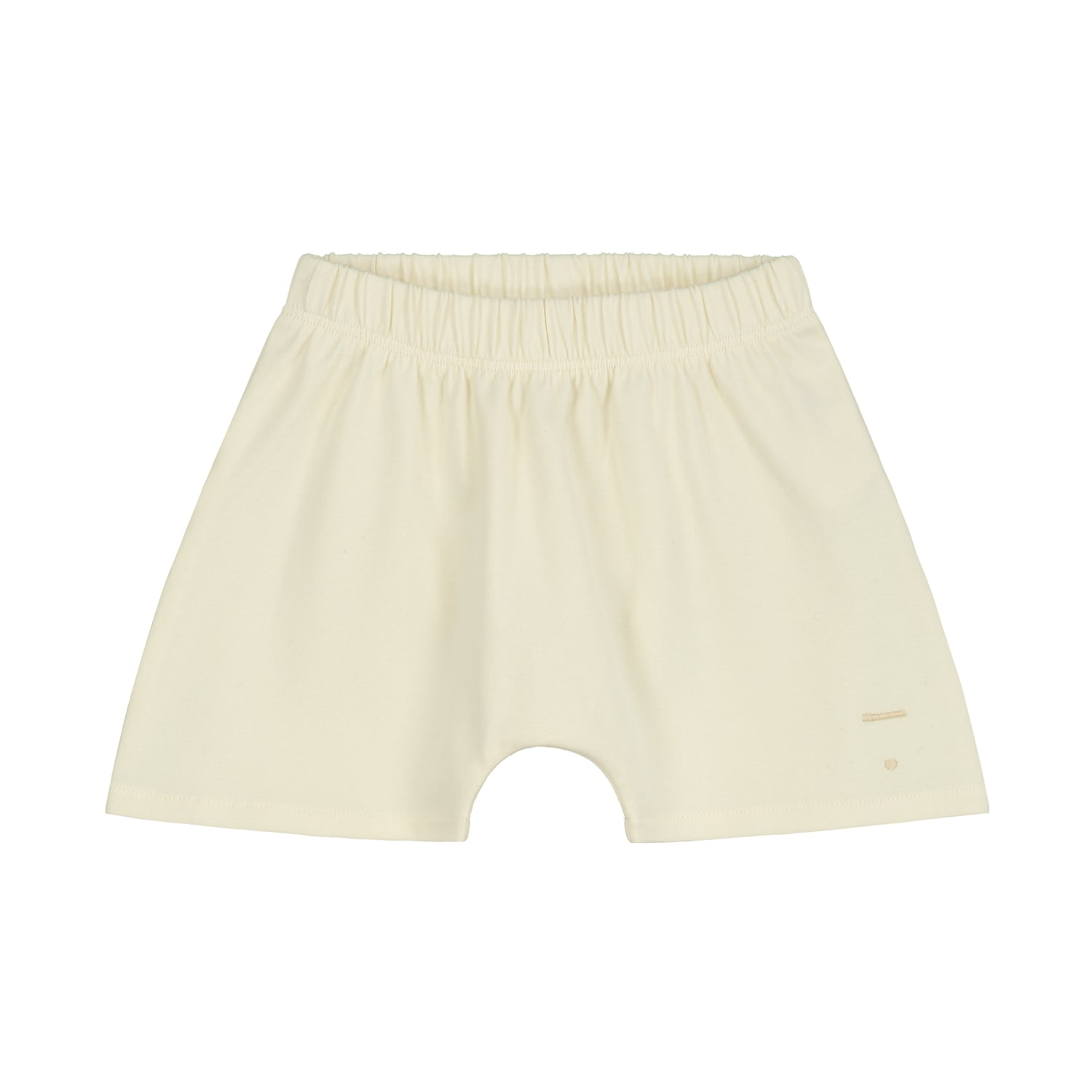 Shorts Baby Relaxed Cream