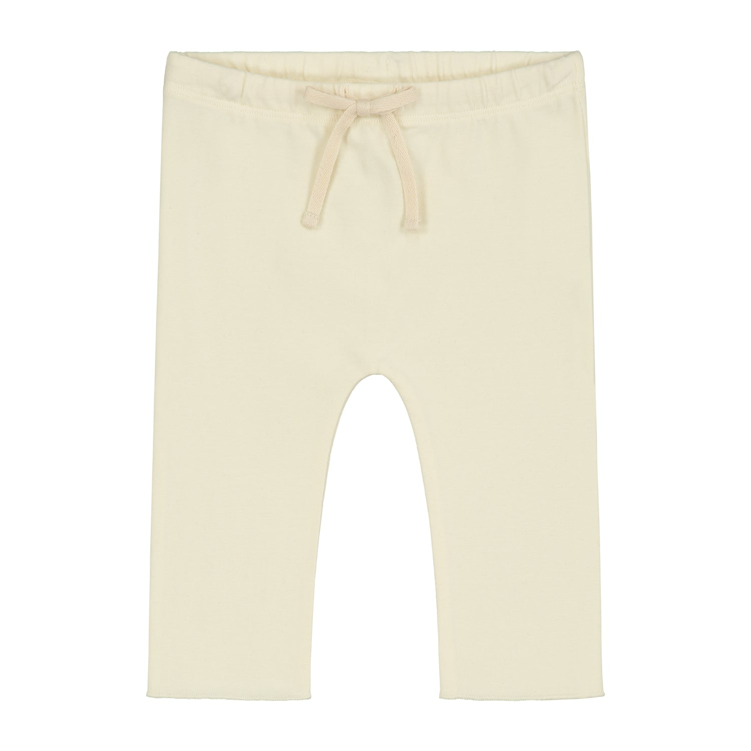 Trousers Straight Baby Cream