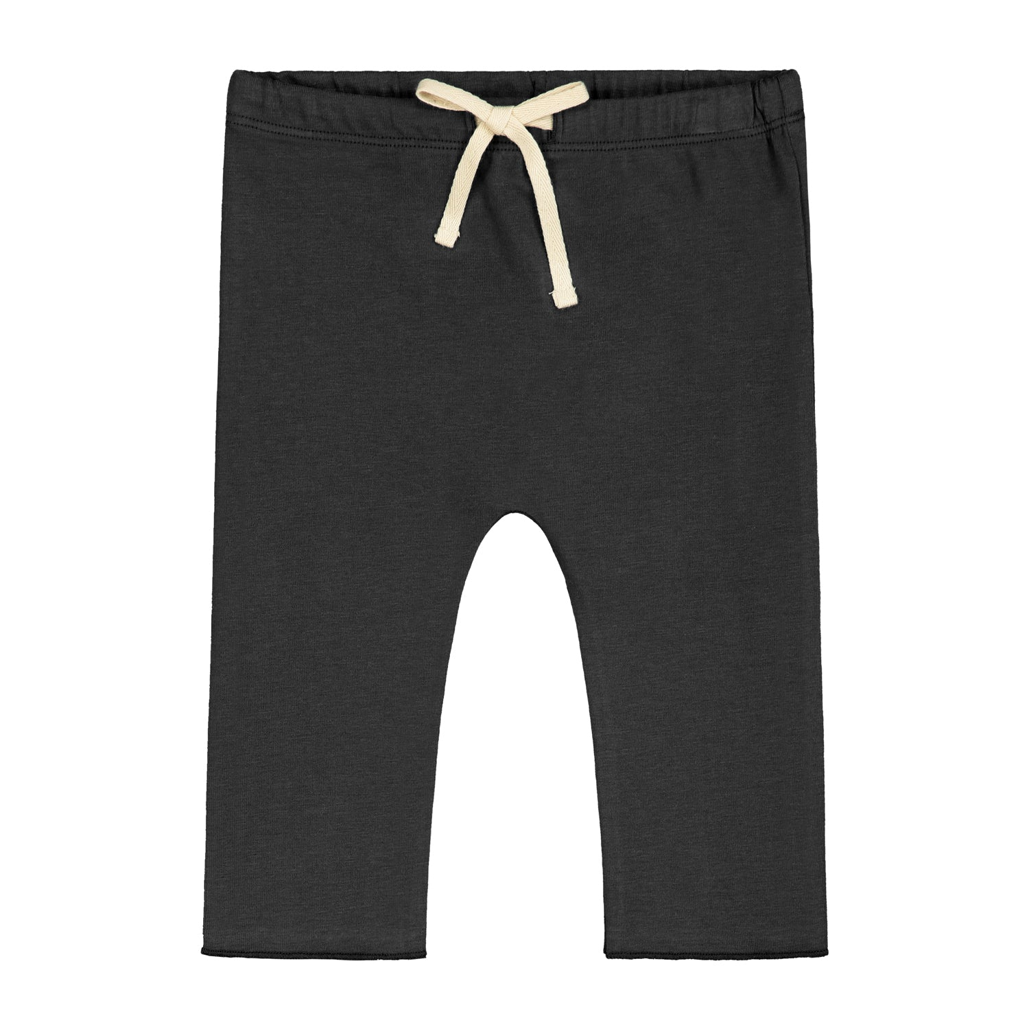 Trousers Straight Baby Nearly Black