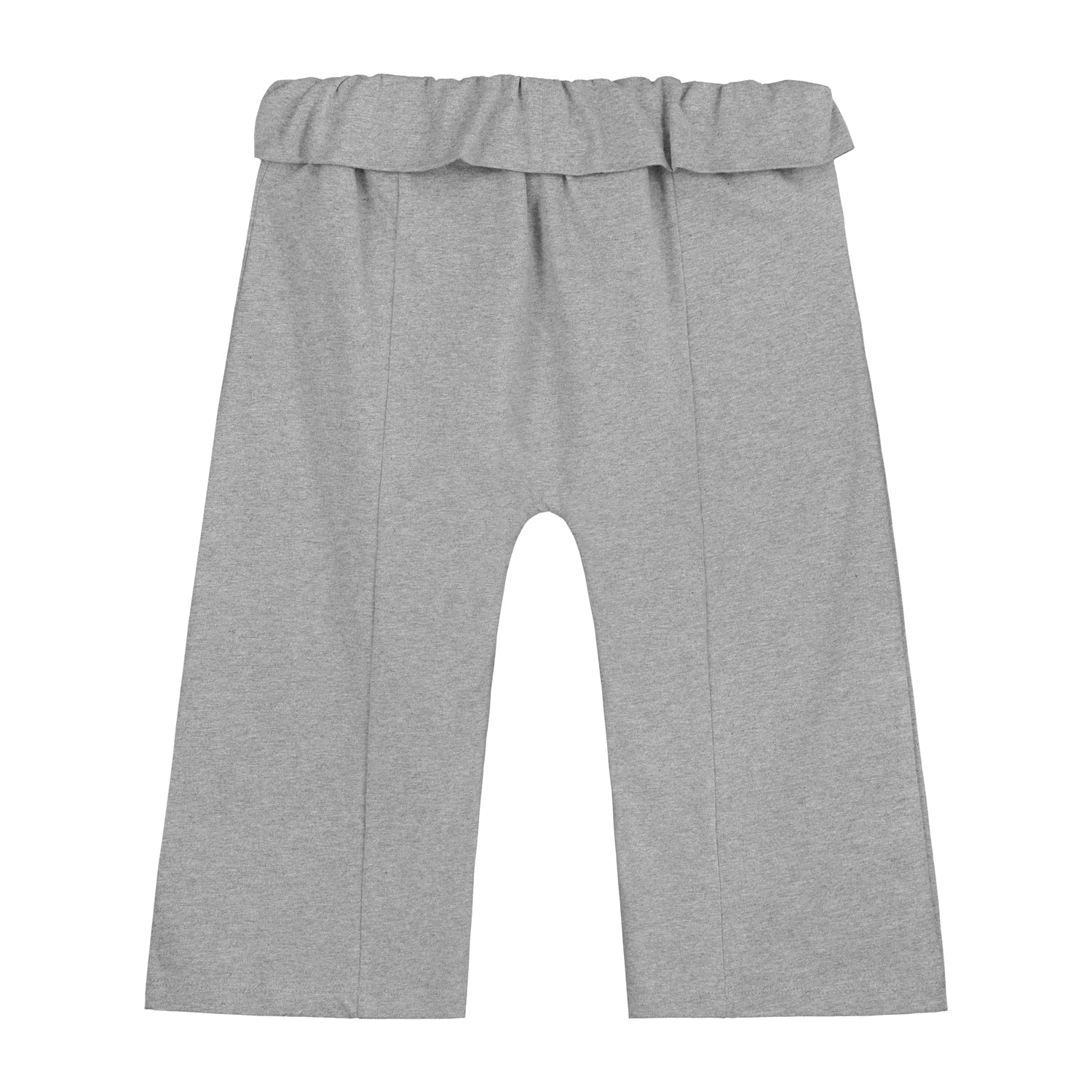 Fisherman Trousers Grey Melange