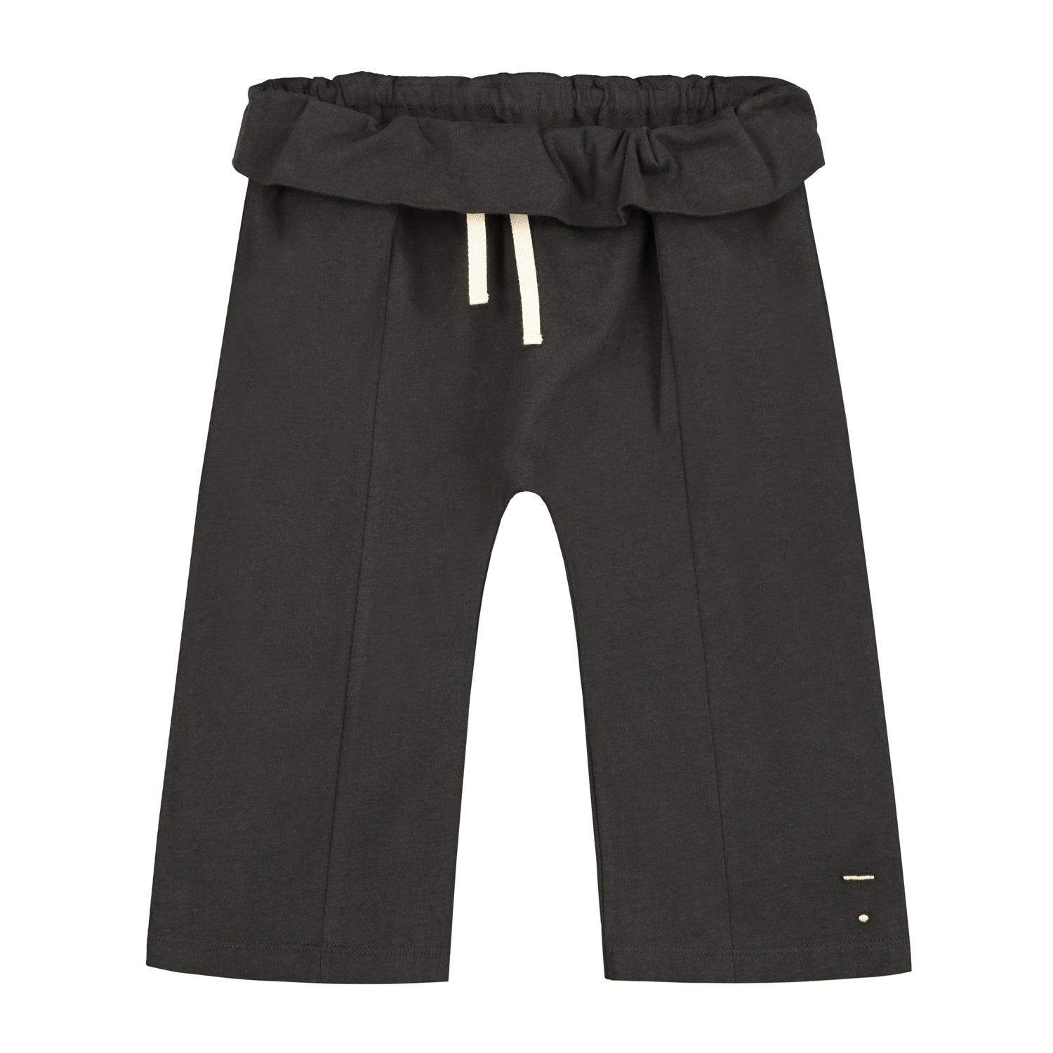 Fisherman Trousers Nearly Black