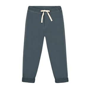Pants Relaxed Blue Grey