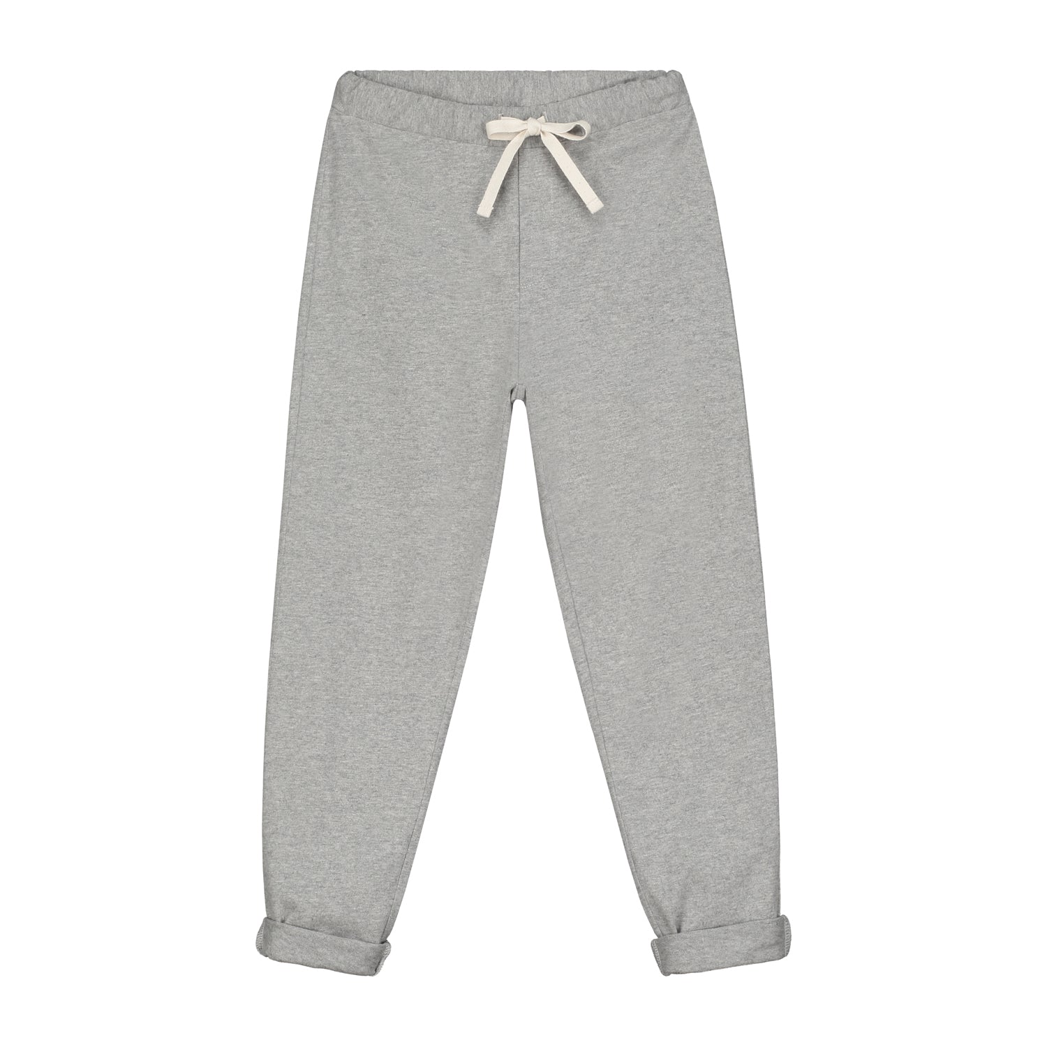 Pants Relaxed Grey Melange
