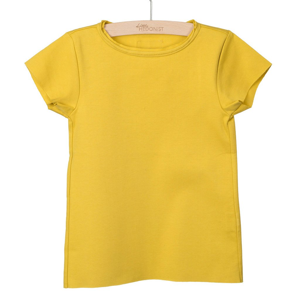 Shirt Isabel Summer Oiled Yellow