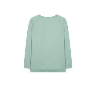 Long Sleeve Sea Green