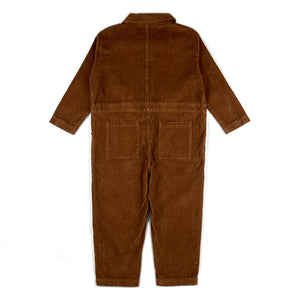 Jumpsuit Brown