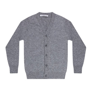 Cardigan Cashmere Grey
