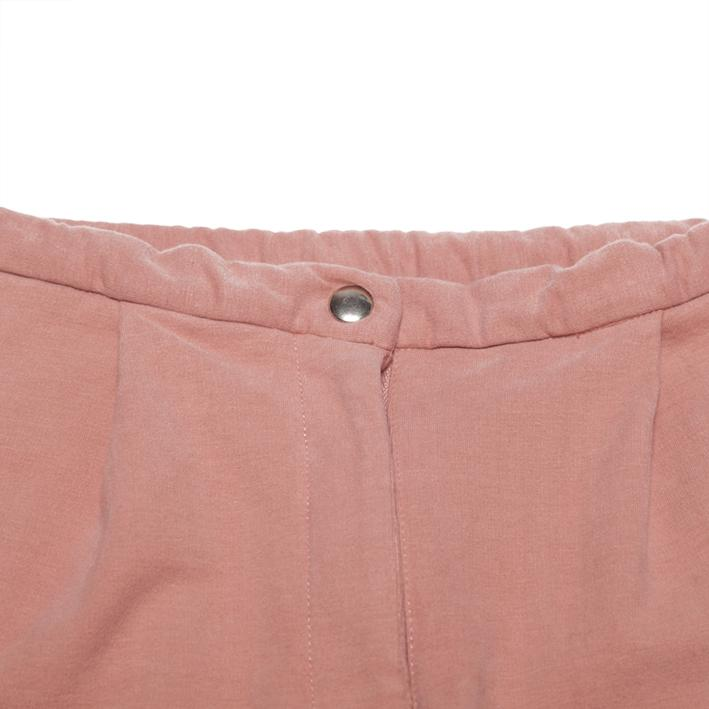 Chino Cropped Raspberry