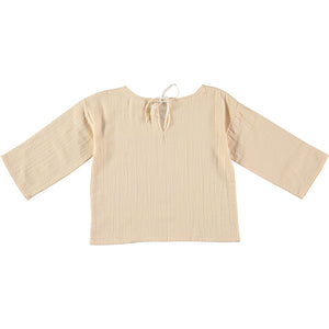 Shirt Oversized Vanilla