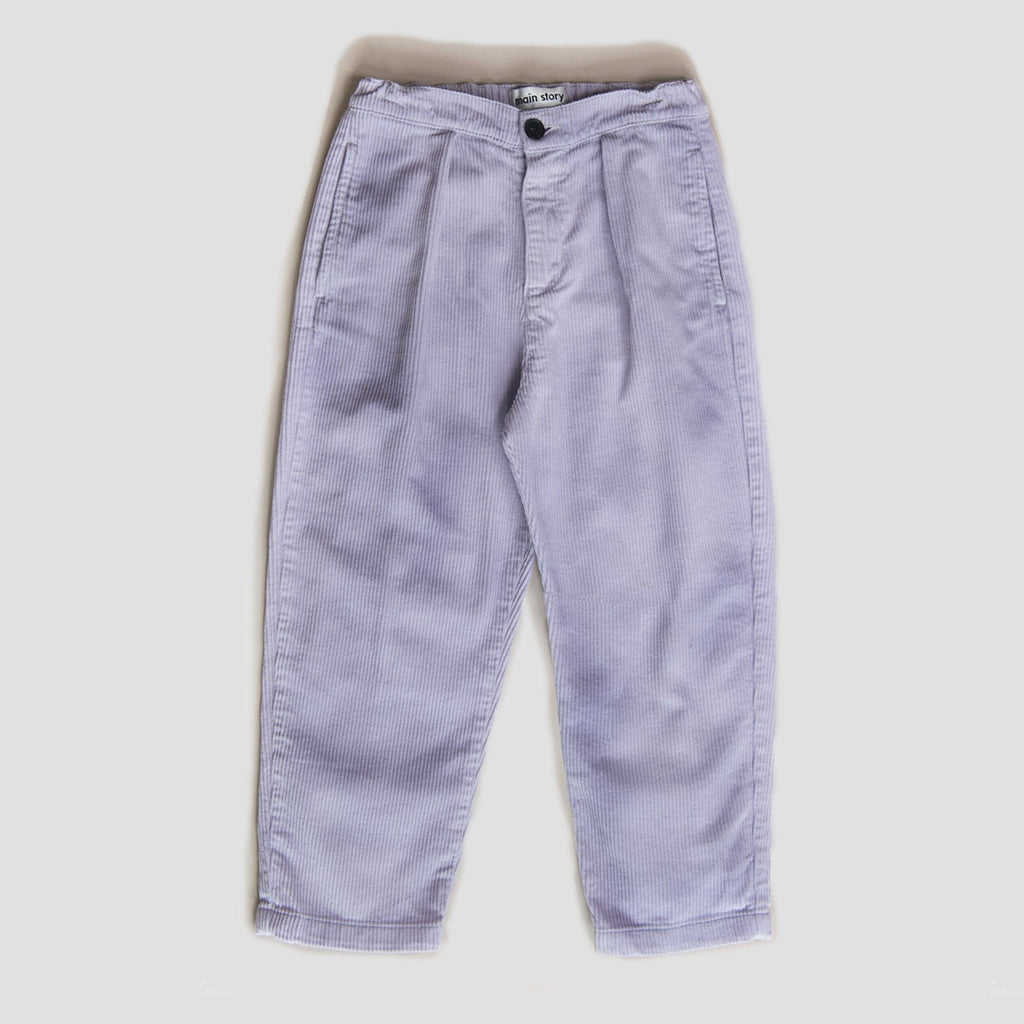 Pant Pleated Dusty Lilac