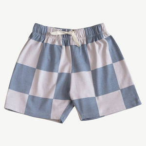 Shorts Baggy Hush Violet Check