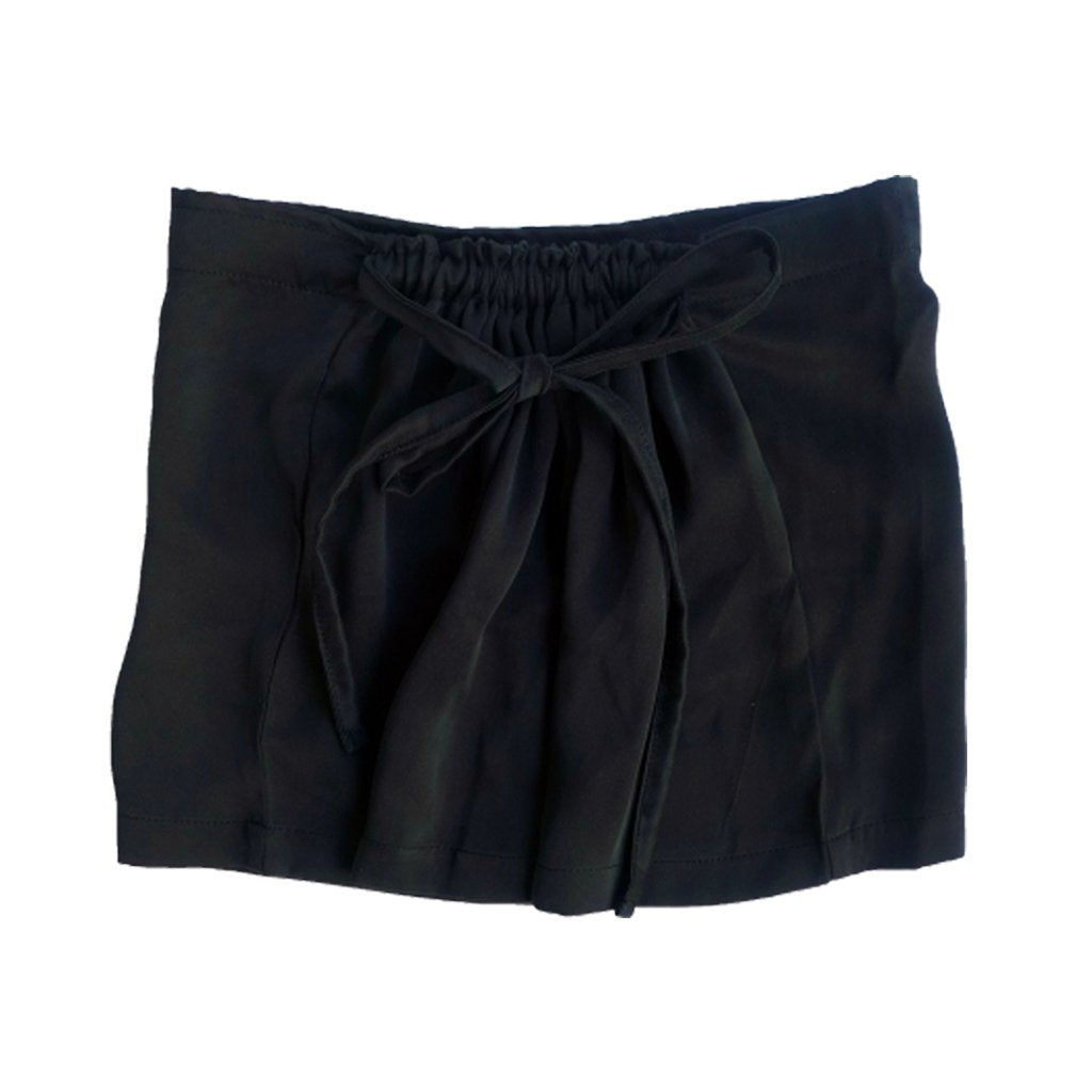 Skirt Short Washed Silk