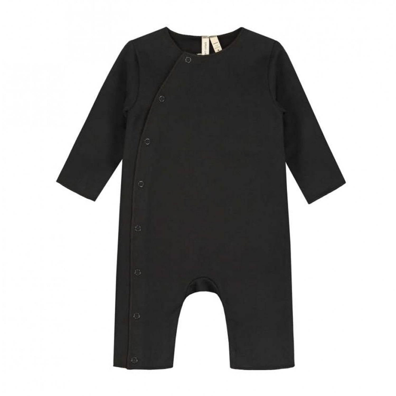 Suit Baby With Snaps Nearly Black