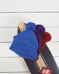 Beanie Daily Royal Blue
