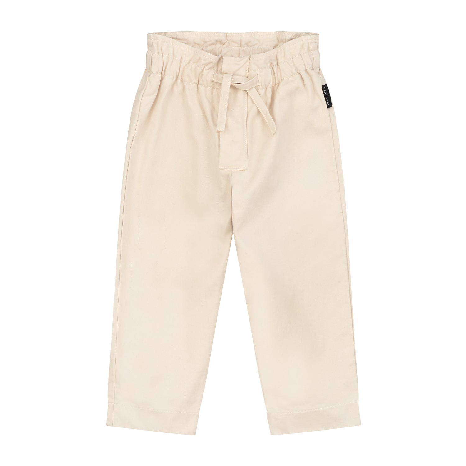 Pants Suze Paperbag Ivory