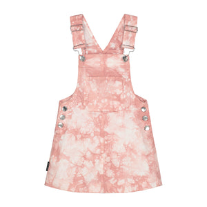 Dress Tie Dye Dusty Pink