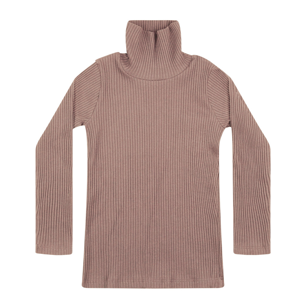 Turtle Neck Taupe