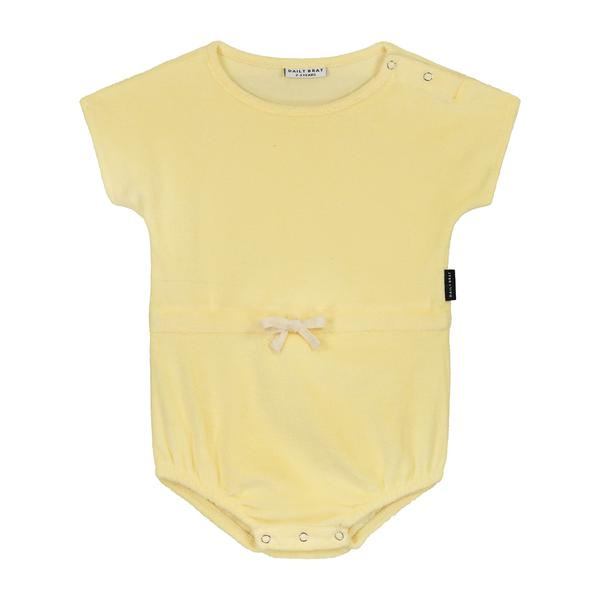 Suit Joe Towel Pastel Lemon