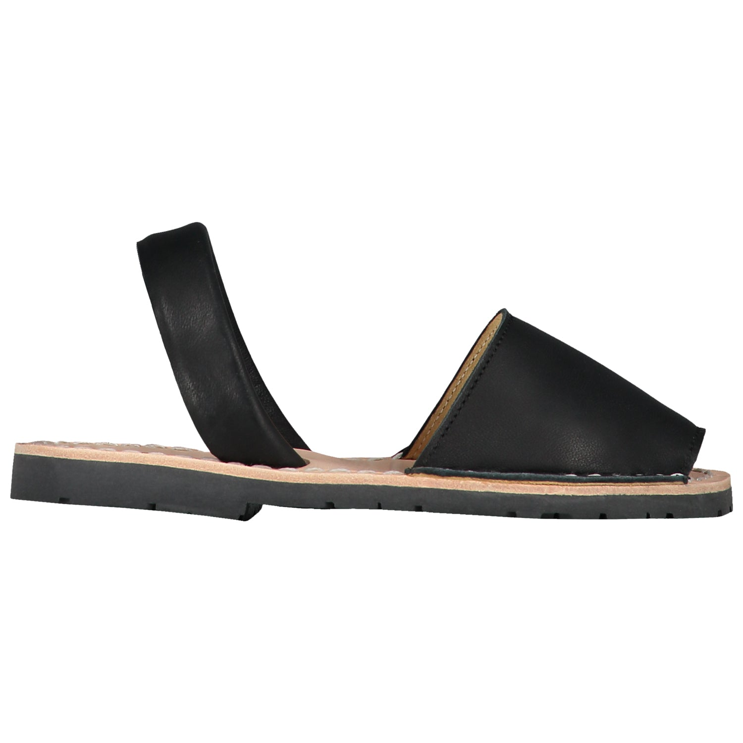 Sandals by S'Avams Olso Black