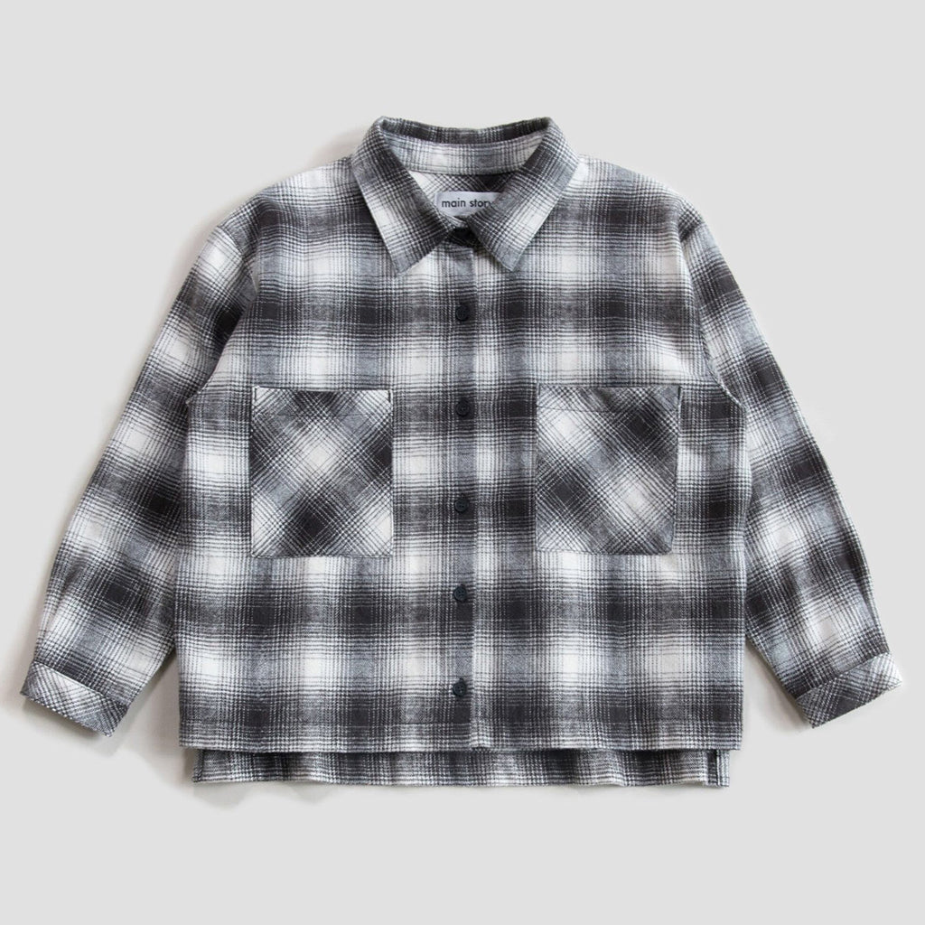 Shirt Wide Check