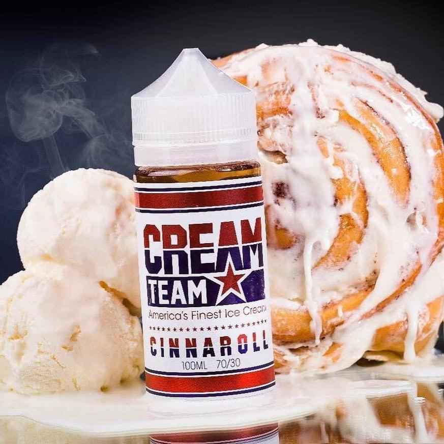 Cinnaroll by Cream Team 100ml