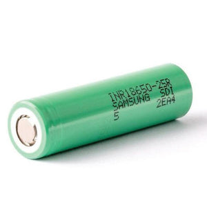 Samsung 25R Battery 18650 2500mAh 20A