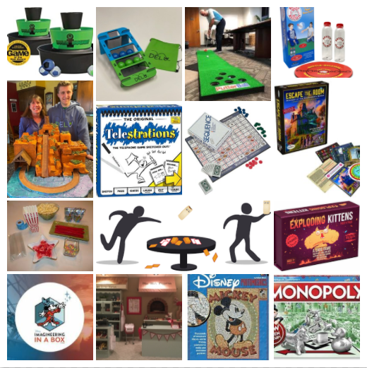 Top 15 Social Isolation Games and Activities for Families!