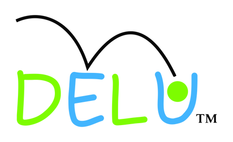 DELU logo for blog page