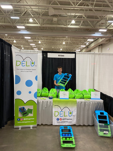 Madison Kids Expo DELU Kids and Family Game