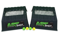RampShot tailgate or yard game that is more fun than bean bag toss all day