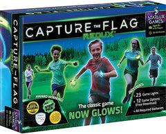 capture the flag yard game