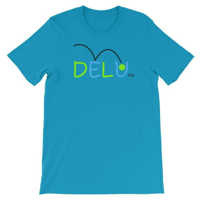 DELU™ Adult Short-Sleeve Unisex T-Shirt (Additional Colors Available) - DELU Games