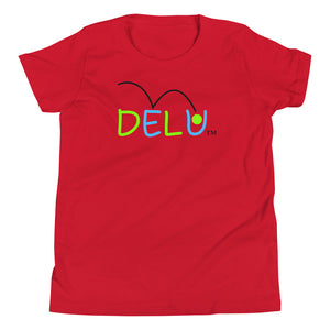 DELU™ Youth Short Sleeve T-Shirt (Additional Colors Available) - DELU Games