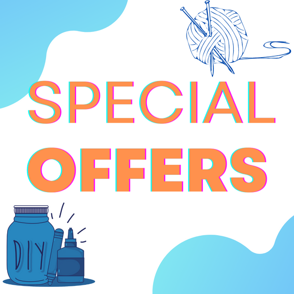 Special yarn offers