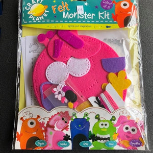 Felt Monster Kit